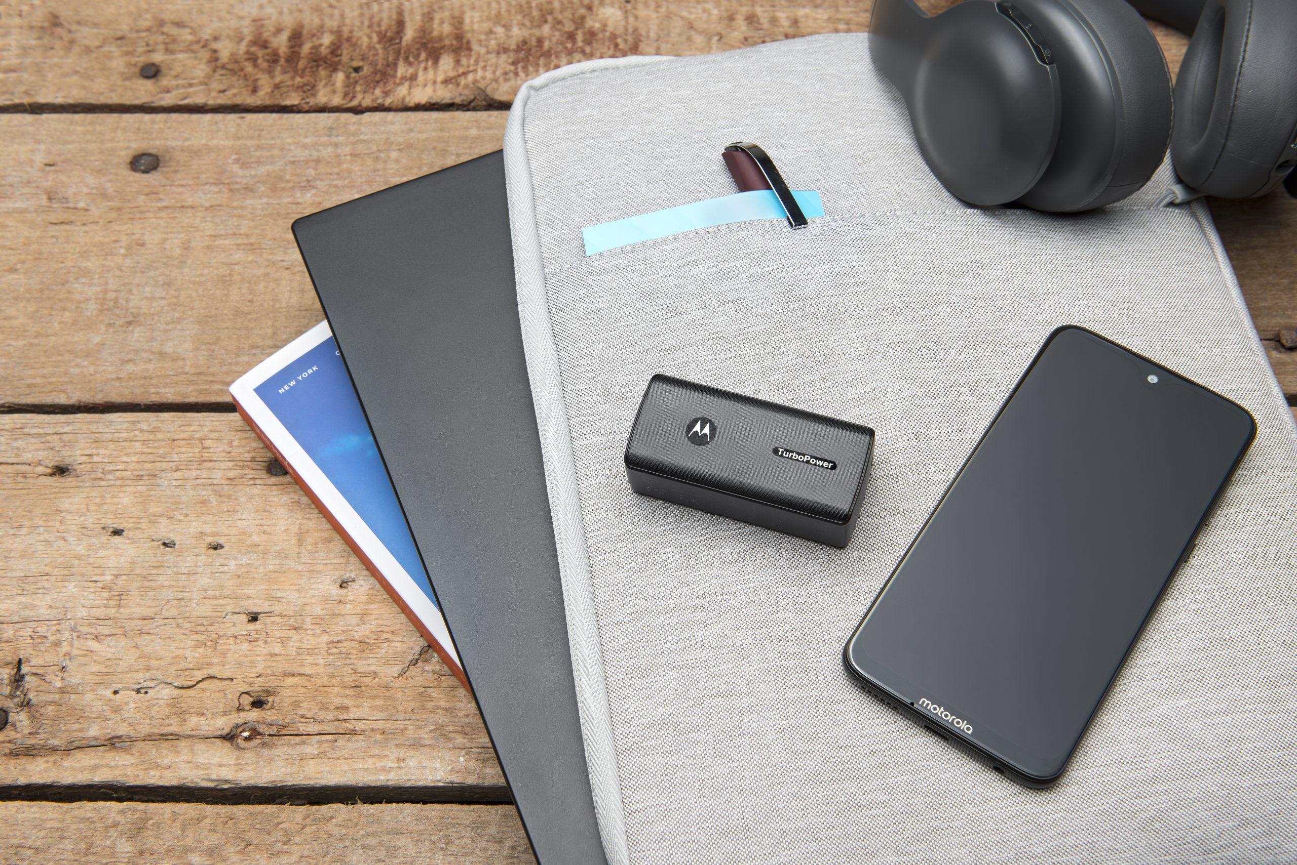 Motorola Portable Charging