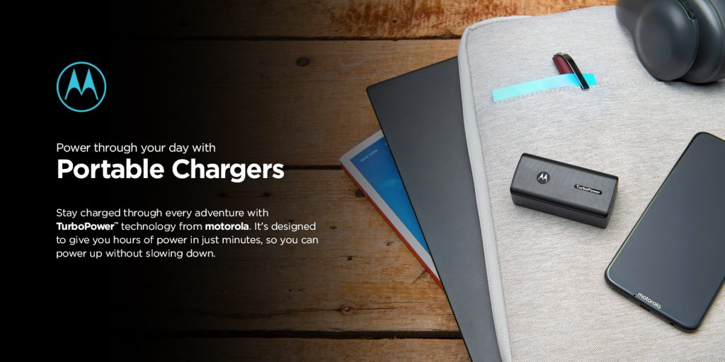 Portable Chargers Banner